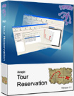 iMagic Tour Reservation - tour reservation software - boxshot